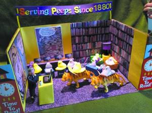 Inside Peeps LHS