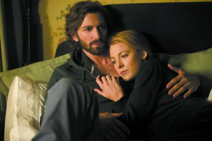 "Adaline (Blake Lively) falls for Ellis (Michiel Huisman) in ""Age of Adaline."""