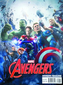 """Avengers: Age of Ultron"" opens this weekend up a long list of superheroes."