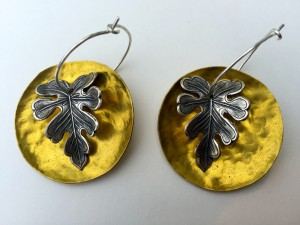 Nature inspires jewelry made by Solymar Palm