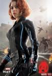 Natasha Romanoff/Black Widow (Scarlet Johannson)