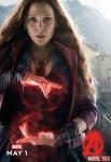Wanda Maximoff/Scarlet Witch (Elizabeth Olsen)