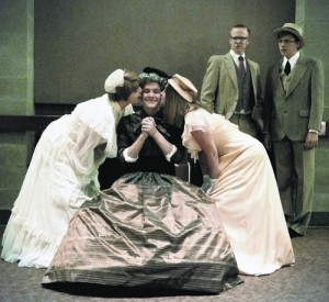 """Charley's Aunt"" will be staged at Clarkston High School."