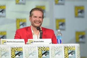 "Bryan Fuller talks about ""Hannibal"" at Comic-Con 2014."