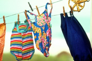 Licensed under Creative Commons from Ed Yourd on Flickr Swimsuits. Never buy swimsuits at the thrift store.