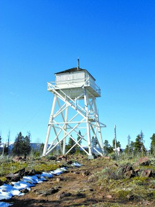 360 lookout tower