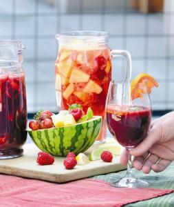 Sangria is the sweet taste of summer.