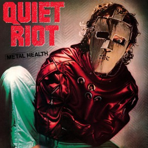 """Quiet Riot's album """"Metal Health"""" was the first top charting heavy metal album of the '80s."""