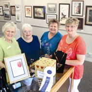 Art (center) endures: Onetime diner marks 50 years at same downtown Clarkston location