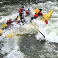 "Summer dare: By boat or tube, discover why Idaho's ""the whitewater state"""