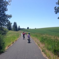 Pump up your tires, psyches and hit the Latah Trail