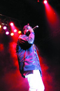 2 Chainz during WSU's Spring Fest April 2015.
