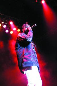 2 Chainz during WSU's Spring Fest April 2015.