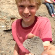 Dig fossils? Grab the kids and a butter knife and head to the Clarkia fossil beds