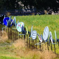 Palouse Landmark: The Satellite Fence