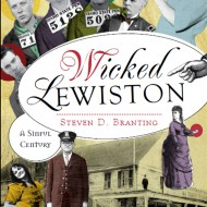 New book takes a look at Lewiston's dark side