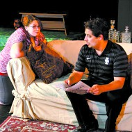 Because life's ruff: Pullman Civic Theatre brings silliness to a midlife crisis in 'Sylvia'