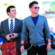 'Grinder' is an open-and-shut case: Fox courtoom sitcom (set in Boise) doesn't make many missteps