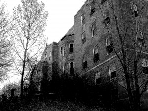Hundreds of people will the former St. Ignatius Hospital at Colfax this month in search of ghosts.