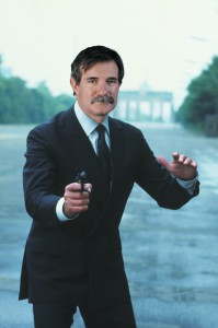 This is Marty. Or rather, this would be Marty if he'd ever been 007 himself.