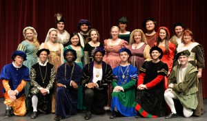 The Washington State University Madrigal Chamber Singers will perform in a holiday concert Saturday in Bryan Hall.