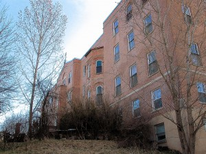 The former St. Ignatius Hospital at Colfax will be haunted on Oct. 21-30 ...