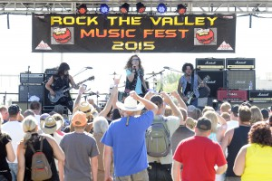 Rock the Valley brought the '80s to the LCV.