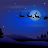 Rare moon will light up Christmas skies