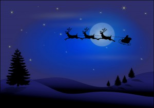Santa+moon+Christmas+card+12-21-15