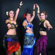 Dancing in the Holidays: An introduction to belly dancing
