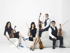 ENSO QUARTET Maureen Nelson - violin Ken Hamao - violin Melissa Reardon - viola Richard Belcher - cello