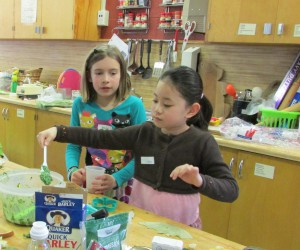 Kids in the Kitchen courtsey of Pullman Parks and Rec