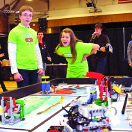 You Were There: FIRST LEGO League Trash Trek Challenge and N. Idaho State Championship Tournament