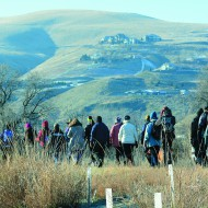 You Were There: First Day Hikes at Hells Gate State Park Jan. 1, 2016