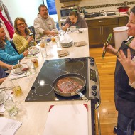 Kids, adults get cook-smart at area classes