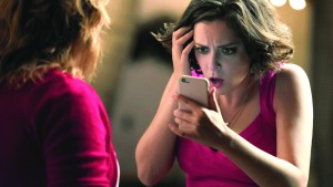 """Rebecca (Rachel Bloom) is trying to get Josh ( ) to fall in love with her in """"Crazy Ex-Girlfriend."""""""