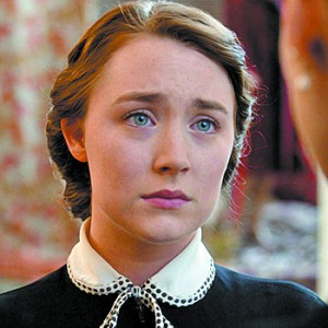 "Saorise Ronan should, but likely won't, receive the Oscar for her performance in ""Brooklyn."""