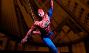 "Selections from ""Spiderman the Musical"" will be among the song featured at the Abuzz Theatre fundraiser ""A Night of Musicals."""