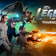 Get your hero fix with 'Legends'