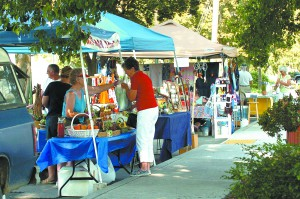 The Lewiston Farmers market will move to Friday nights as the Public Market at a new location.