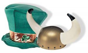360 irish scandinavian hats