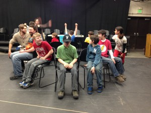 Theater Acting class for kids with disabilities 2015 photo courtesy of Denise Wetzel