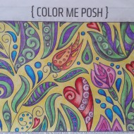 April 14: Color Me Posh – Mona Bashore
