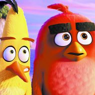 Humor not enough to carry too-long 'Angry Birds'
