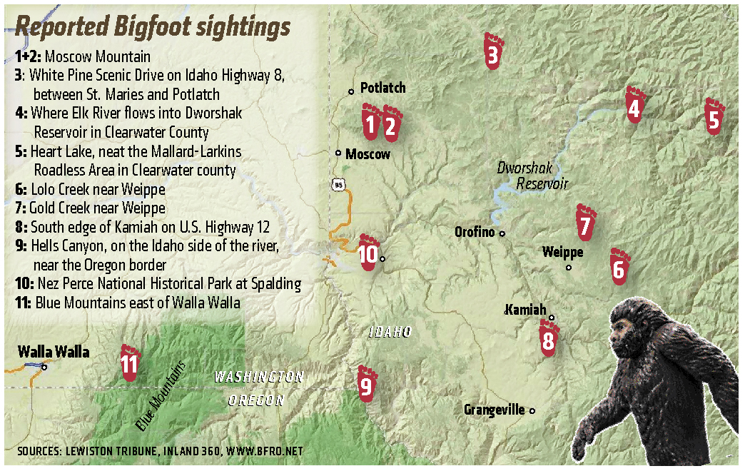 washington hunting maps with How To Have A Bigfoot Experience In The Inland Northwest on 74421088 in addition Quota further Stockpiling Firearms In The Us 2015 12 in addition Alligator together with Titan1.
