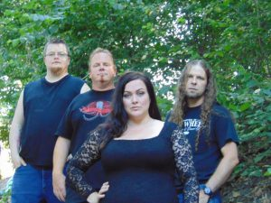 Faith & Fable of the Lewiston Clarkston Valley plays a blend of rock and metal.