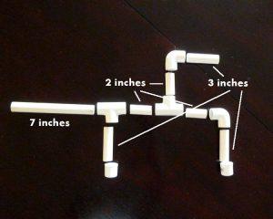 Marshmallow gun - assembly