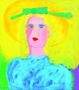 """Dame Fortune"" by Sara Joyce."