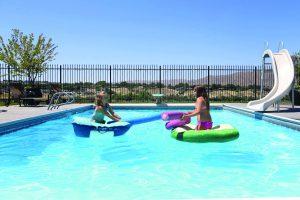 360 pool fun 0721