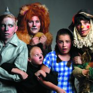 "Children's ""Wizard of Oz"" opens at Lewiston Civic Theatre"